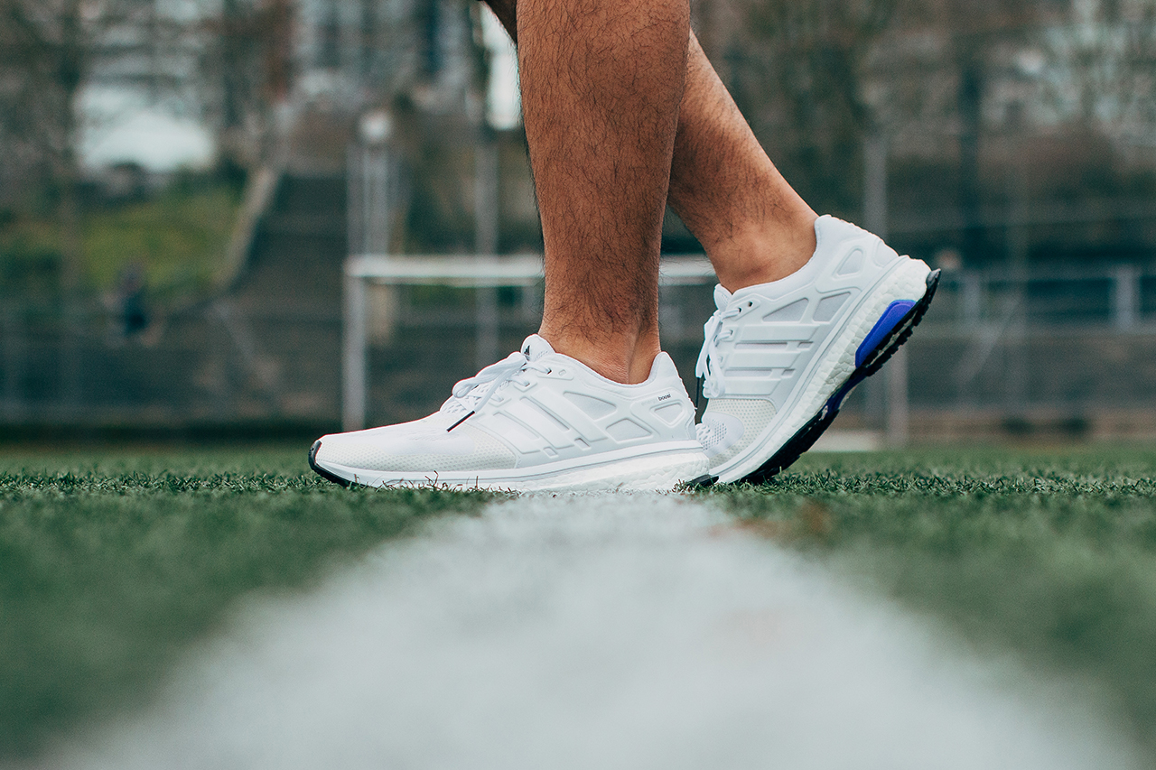 "adidas Running Energy Boost ESM ""All-White"""
