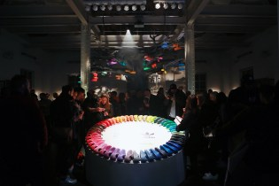 adidas Originals Superstar Launches With Interactive Light Show in London's Hackney Reservoir