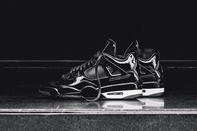 """Air Jordan 11Lab4 """"Black"""""""