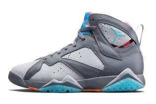 "Air Jordan 7 Retro ""Barcelona Days"""