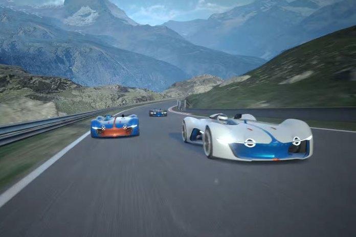 #AlpineVGT: Alpine Vision Gran Turismo Inspirations