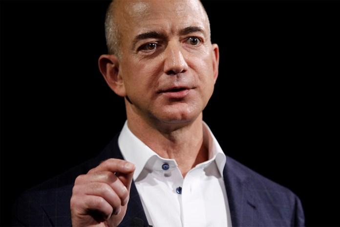 Amazon CEO Jeff Bezos Made $4.6 Billion USD Yesterday