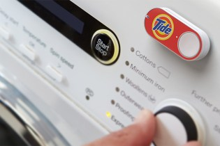 Amazon Launches Dash for One-Touch Shopping