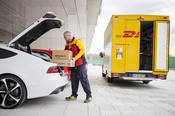 Amazon Prime Will Deliver Right to Your Audi
