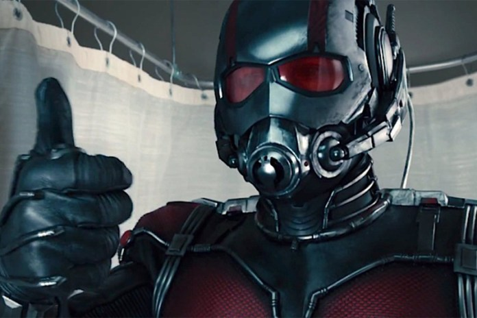 'Ant-Man' Official Trailer