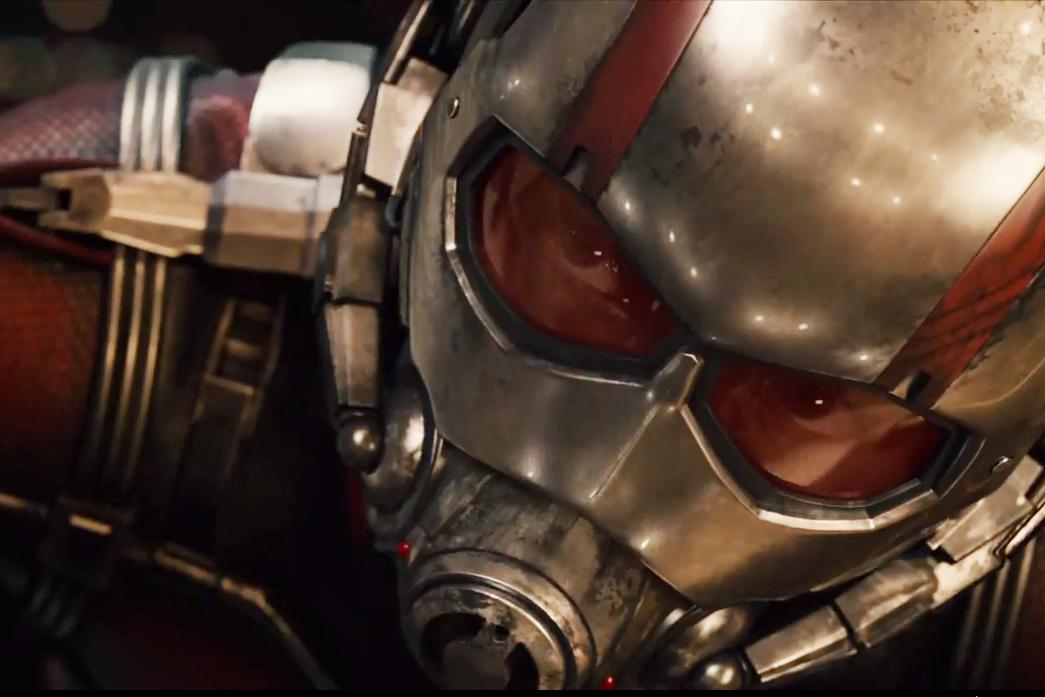 'Ant-Man' Trailer Teaser