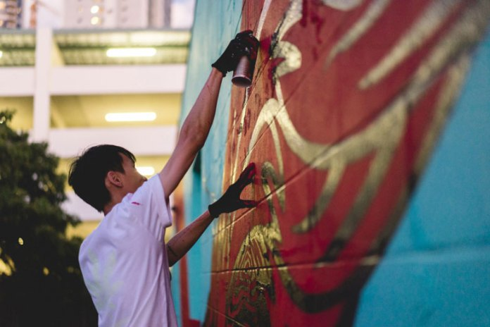 Graffiti Penalties Around the World, Bombers Take Note