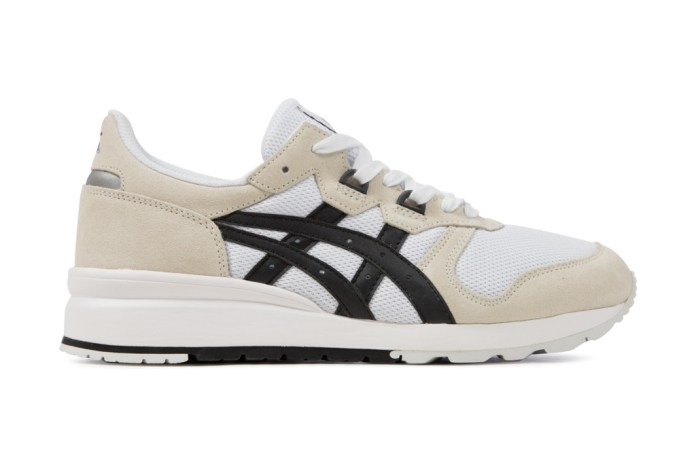 ASICS GEL-Epirus White/Black