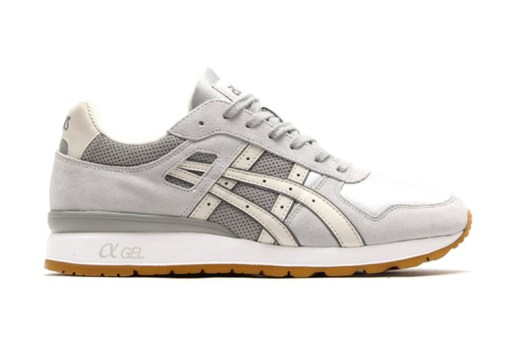 ASICS GT-II Light Grey/Off White