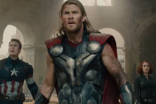 'Avengers: Age of Ultron' Official Final Trailer