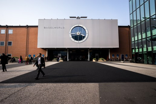 Checking Out Baselworld 2015