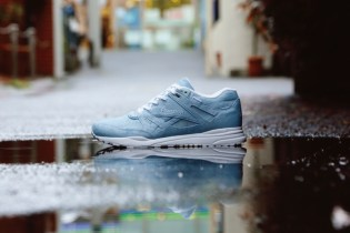 "BEAMS x Reebok Ventilator SP ""BLUE OXFORD"""