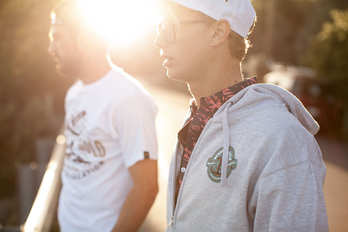 "Benny Gold 2015 Spring/Summer ""Potrero"" Lookbook"