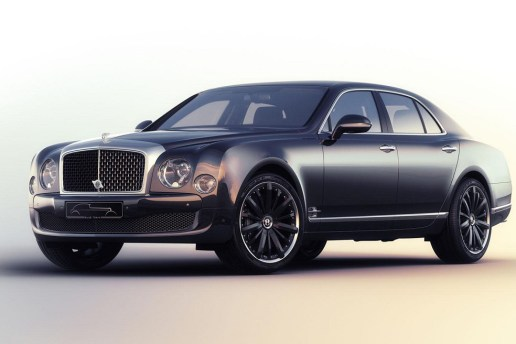 "Bentley Mulsanne Speed ""Blue Train"" Special Edition"