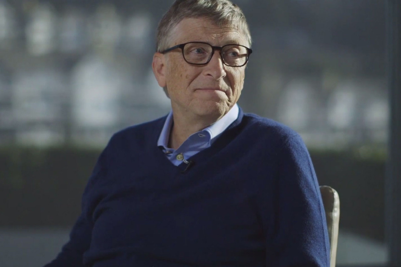 Bill Gates Writes a Letter to Microsoft Employees for Its 40th Anniversary