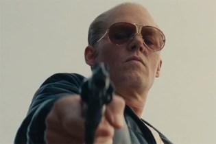'Black Mass' Official Trailer Starring Johnny Depp & Benedict Cumberbatch