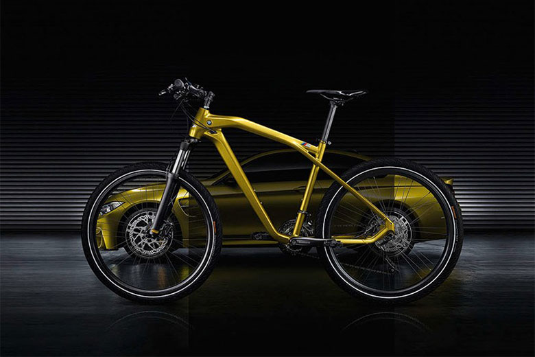 BMW Limited Edition Cruise M-Bike