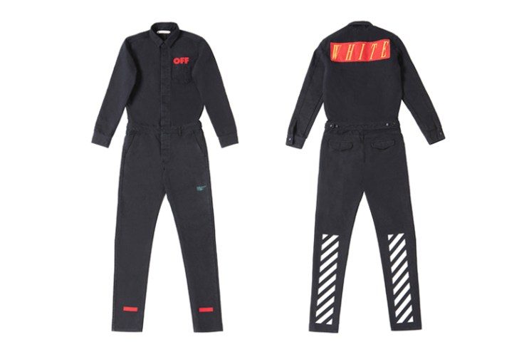 """BOON THE SHOP x OFF-WHITE c/o VIRGIL ABLOH """"A New Primary"""" Capsule Collection"""