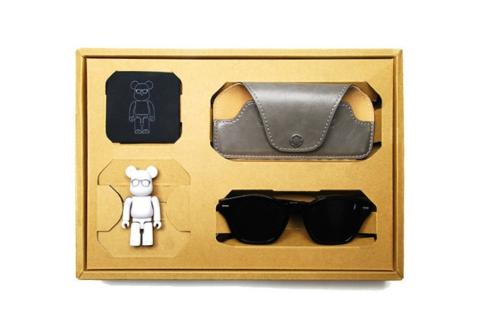 Boston Club x BE@RBRICK Wyndham 30th Anniversary Eyewear Set