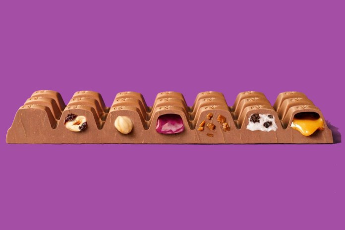 Cadbury Unveils Its Most Delicious Chocolate Bar to Date