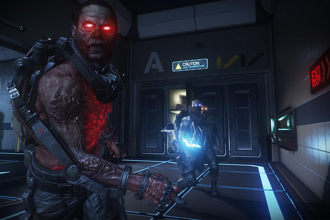 """'Call of Duty: Advanced Warfare' """"Exo Zombies Infection"""" Trailer"""