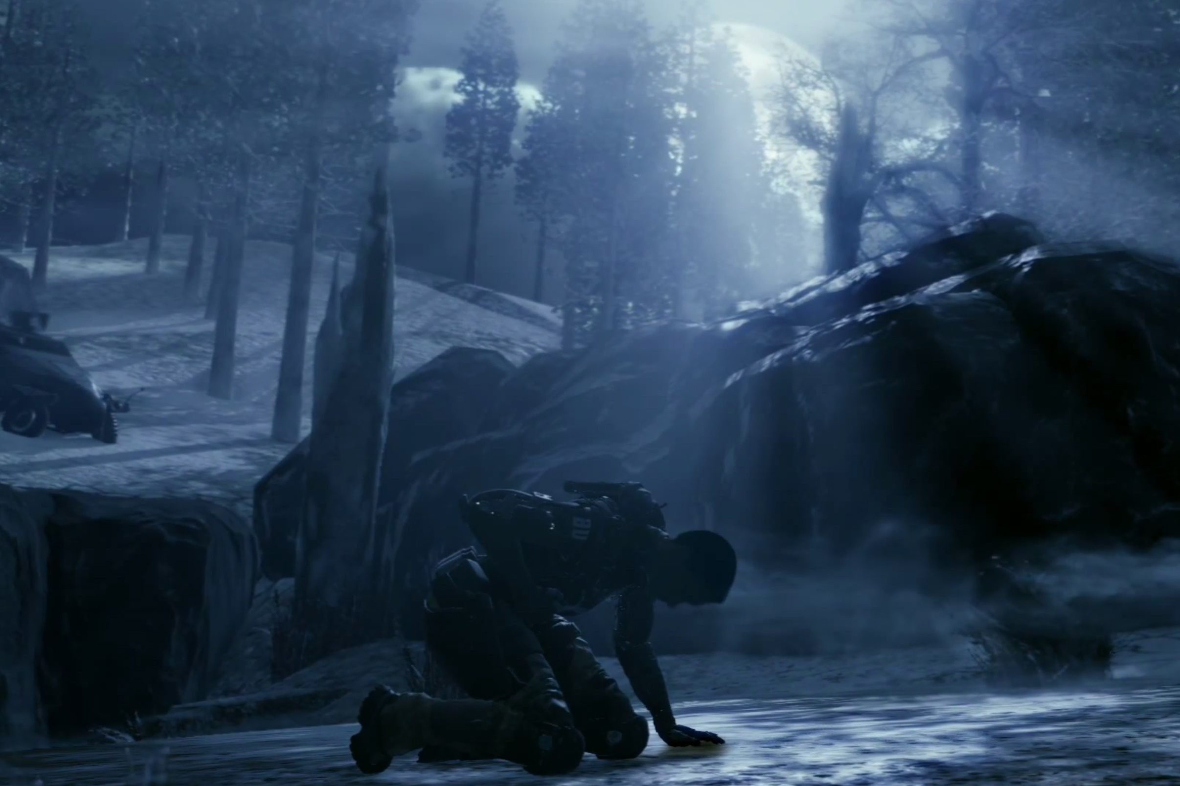 'Call of Duty: Black Ops III' Reveal Trailer