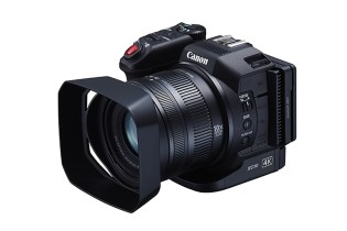 Canon Unveils the XC10 4K Camcorder