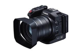 Canon Unveils the XC10 4K Camcorder