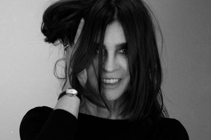 Carine Roitfeld to Collaborate With Uniqlo