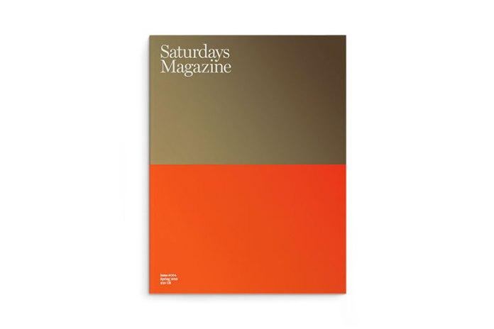 Saturdays Magazine Issue #004