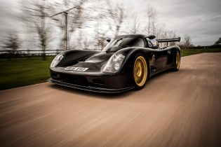Ultima Unveils the Evolution Supercar