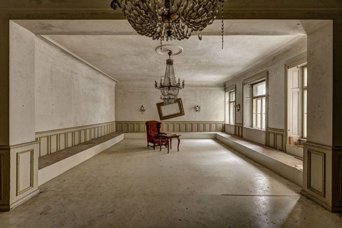A Look Inside Austria's Grandest Abandoned Hotels