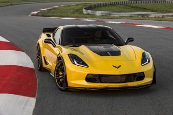 Chevrolet 2016 Corvette Z06 C7.R Edition