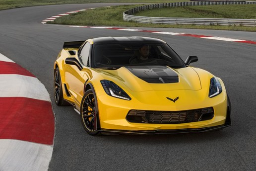 Chevrolet 2016 Corvette Z06 C7.R Edition