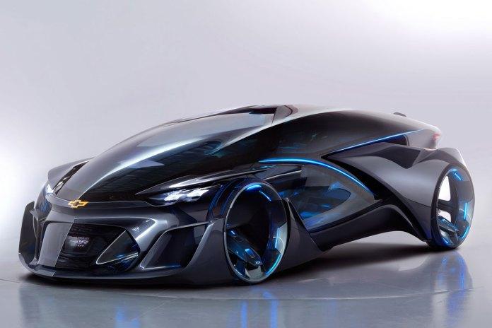 Chevrolet-FNR Autonomous EV Concept Unveiled at Auto Shanghai