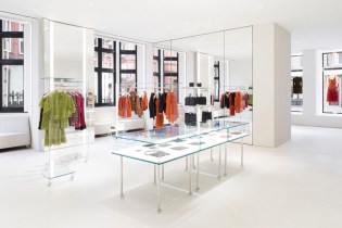 Christopher Kane Opens First Flagship Boutique in London