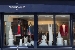 Commune de Paris Opens Paris Flagship
