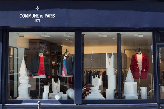 Commune de Paris Opens Paris Flagship