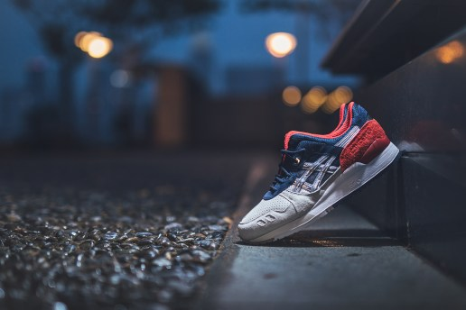 "Concepts x ASICS Tiger GEL-Lyte III 25th Anniversary ""Boston Tea Party"""