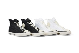 "Converse 2015 Spring/Summer Chuck Taylor All Star ""Mono Weave"" Collection"