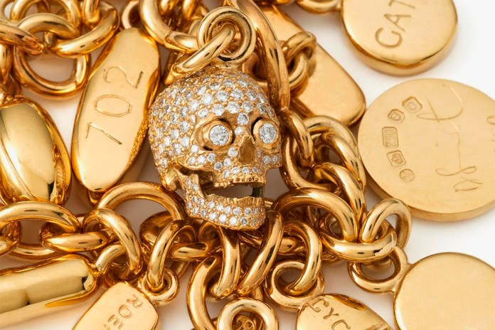 "Damien Hirst ""Pill"" Jewelry Collection"
