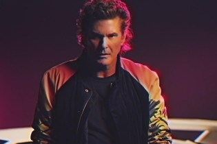 "David Hasselhoff ""True Survivor"" Music Video Features Ninjas, Lambos, Dinosaurs and More"