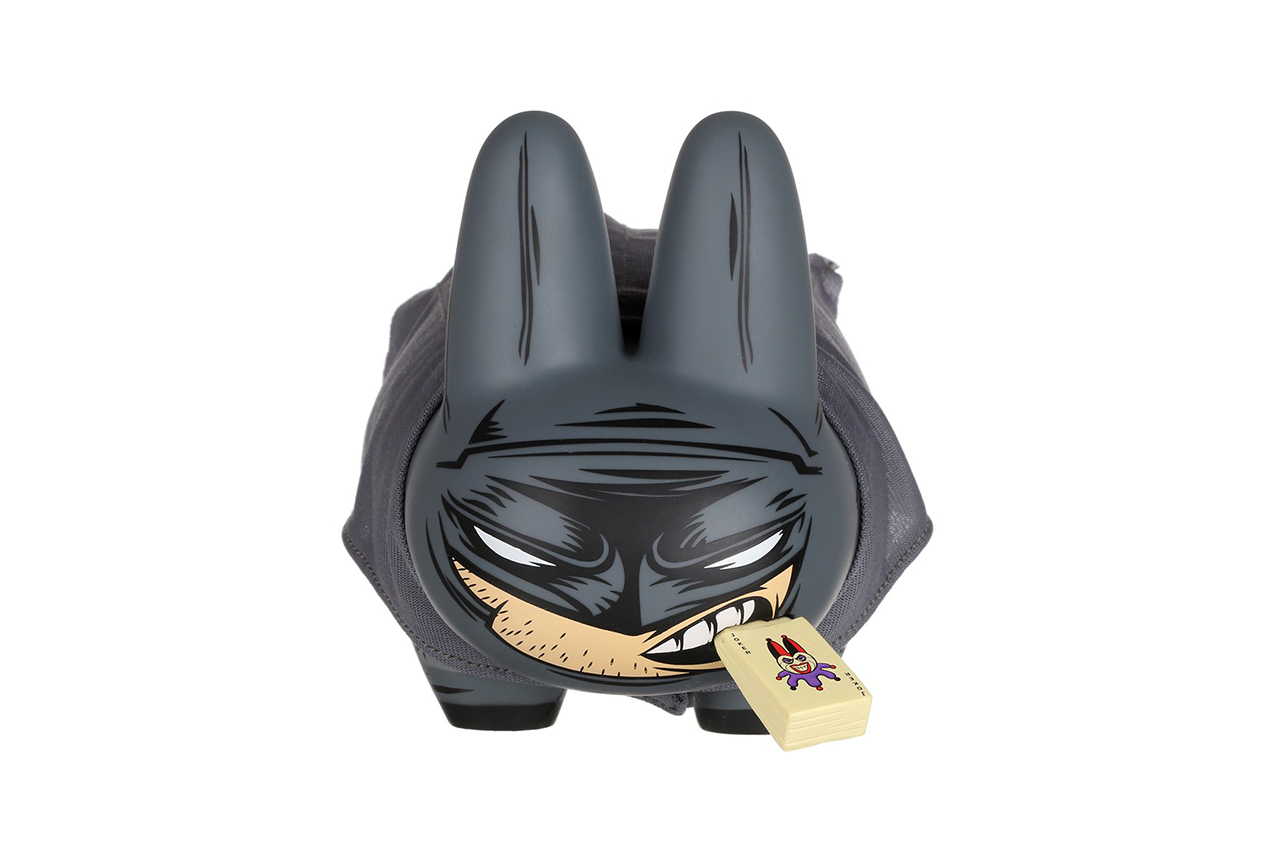 "DC Comics x Frank Kozik x Kidrobot ""Batman"" Labbit"