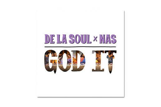 De La Soul featuring Nas - God It