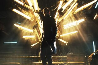 'Deus Ex: Mankind Divided' Announcement Trailer