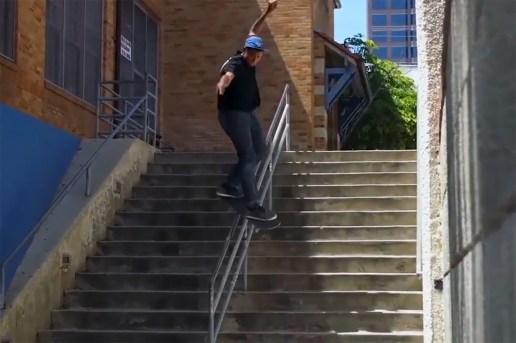 Dew Tour's PUSH Explores Ishod Wair's New Jersey Roots