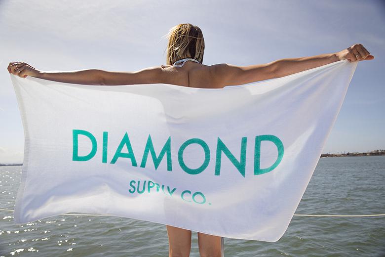 Diamond Supply Co Girl Tumblr