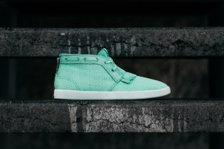"Ibn Jasper x Diamond Supply Co. Jasper ""Diamond Blue"""