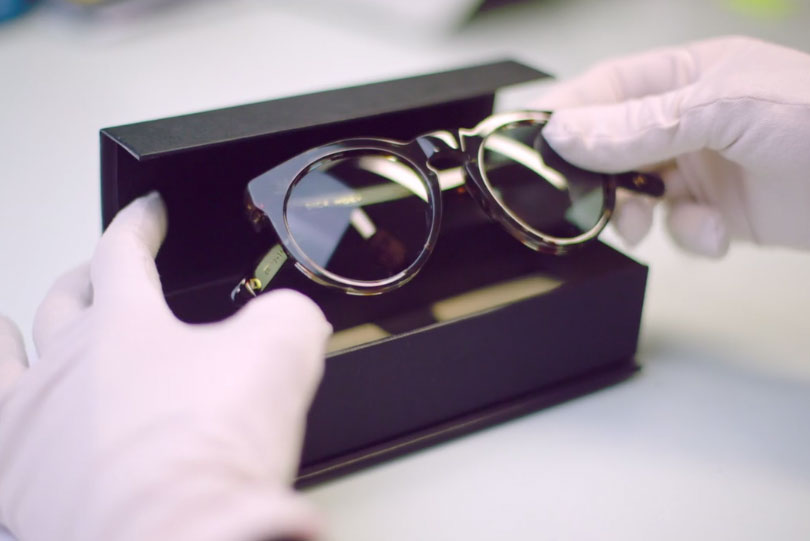 Dick Moby Provides a Look at the Process of Handcrafting Sunglasses