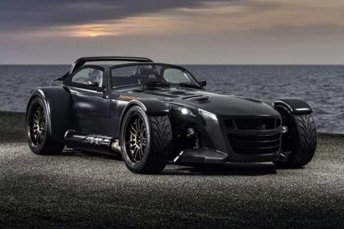Donkervoort D8 GTO Bare Naked Carbon Edition With Audi 2.5L Engine